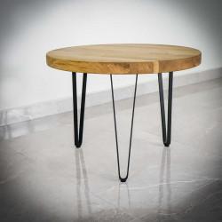 Nogi z płaskownika do stołu