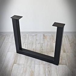 Noga do stołu typu U 82x71 cm
