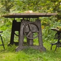 nogi żeliwna do stołu