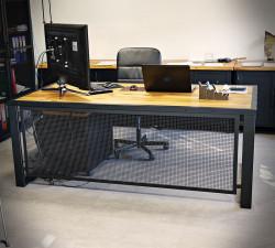 Nogi do biurka metalowe LOFT