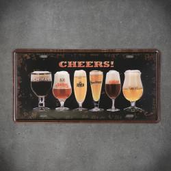 Tabliczki do pubu, baru