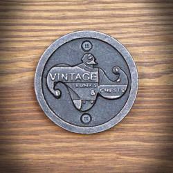 starodawny emblemat vintage