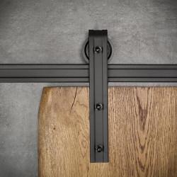 prowadnice rustykalne do drzwi przesuwnych