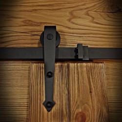 Prowadnica drzwi przesuwnych KRAWAT