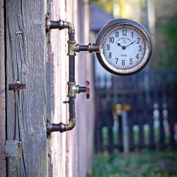 zegar ścienny jak dawniej