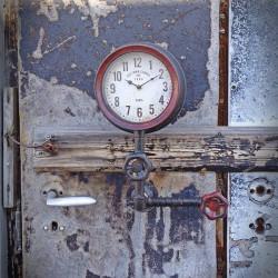 starodawny zegar