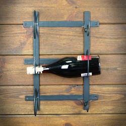 ścienny uchwyt na wino