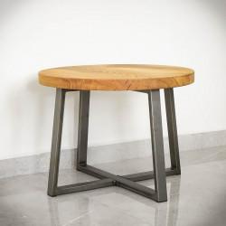 Nogi do stolika metalowe QUERCUS