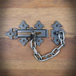 dawny łańcuch zabezpieczający