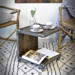 starodawny stolik kawowy