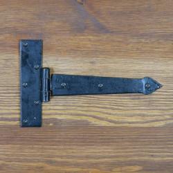 retro ręcznie kuty drzwiowy zawias