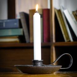 świecznik z żeliwa Harris