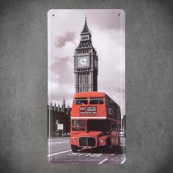 tabliczka z londynu