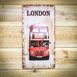 tabliczka ozdobna london