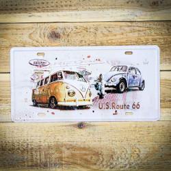 tabliczki ozdobne VW
