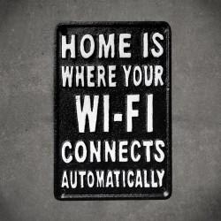 tablica żeliwna home wifi