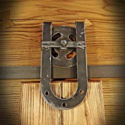 Prowadnica drzwi przesuwnych ZAWIESIE