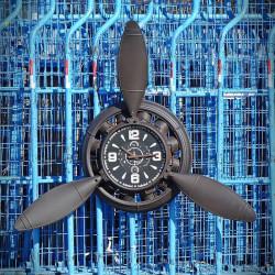 starodawny zegar ścienny