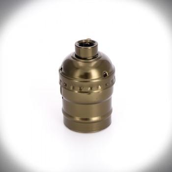 Oprawka żarówki E27 OLDER 1A antyczny brąz