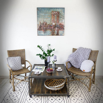 retro stolik