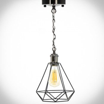 Zestaw DIY - LAMPA PANA Z WĄSEM 4