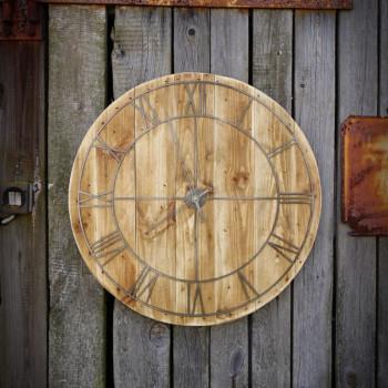 zegar ścienny factoty
