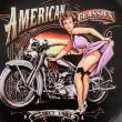 american classics tabliczka