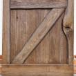 drzwi dębowe Flinston olej brąz usłojenie