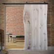 dębowe drzwi przesuwne
