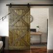 drzwi rustykalne przesuwne
