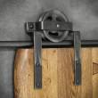 drzwi typu barn doors