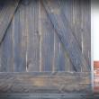 drzwi w ramie ze stali