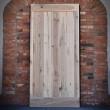 drzwi jesionowe retro