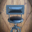 Krzesło barowe obrotowe