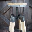 loftowe krzesło barowe