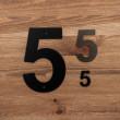 Cyfra SIELSKA CHAŁUPA 5