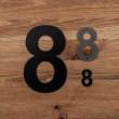 Cyfra SIELSKA CHAŁUPA 8