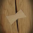 jaskółki łaczniki w blatach drewnianych
