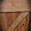 Kołkowanie drzwi dębowych