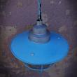 lampa niebeiska fabryczna