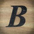 litery do oznakowania