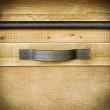 meble z drewna i stali w stylu loft