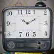 ozdobny zegar