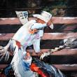obraz 3d rodeo