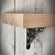 drewniane półki dębowe producent