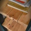 półka sosnowa w meblach Factory