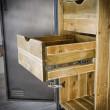 szafa drewniana sosnowa