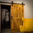 Drzwi garderoba salon