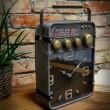 Radio zegar na biurko
