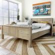 rustykalne dywany aranżacja